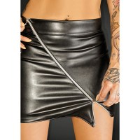 Ecoleather Mini Skirt Small