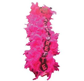 Bach Feather Boa Pink