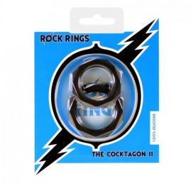 Rock Rings The Cockagon 11 2pk
