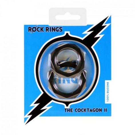 Rock Rings The Cockagon 11 2pk