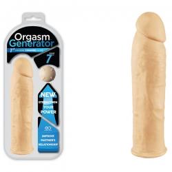 "Orgasm Generator 7"" Vibe Sleeve"