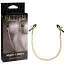 FF Gold Nipple Clamps