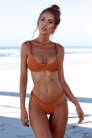 Bathers Orange Bikini SL44561-6 Orange