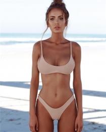 Bathers Pink Bikini SL44561-3 Med
