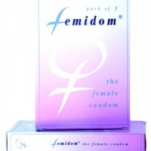 Femidom 3pc Female Condoms