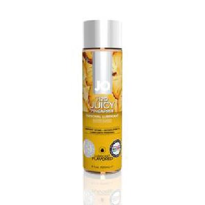 JO H2O Juicy Pineapple Lube 120ml