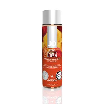 JO H2O Peachy Lips Lube 120ml