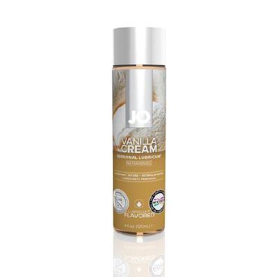 JO H2O Vanilla Cream Lube 30ml