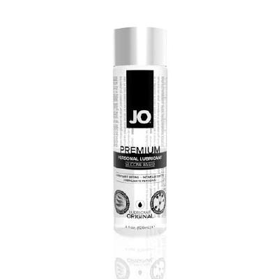 JO Premium Silicone Lube 120ml