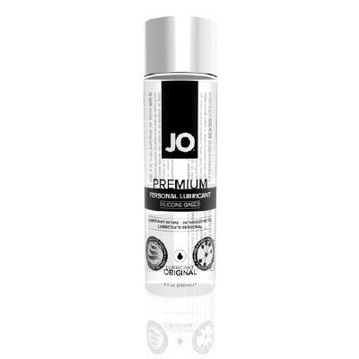 JO Premium Silicone Lube 240ml