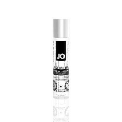 JO Premium Silicone Lube 30ml