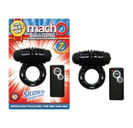 Mach O 7fct Cock Ring