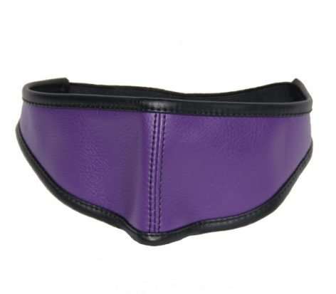 Blindfold Purple Wired