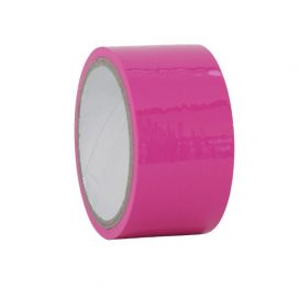 Bondage Tape Hot Pink