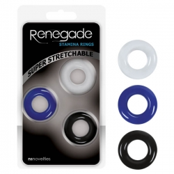 Renegade Stamina Rings 3 pack