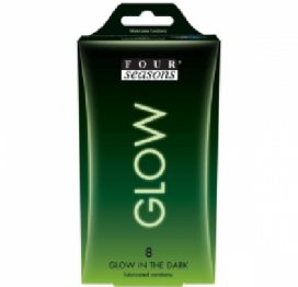 Four Season Glow 8 Condoms