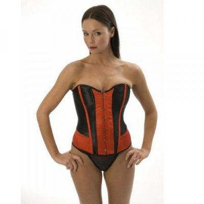8908 Corset 12 Red