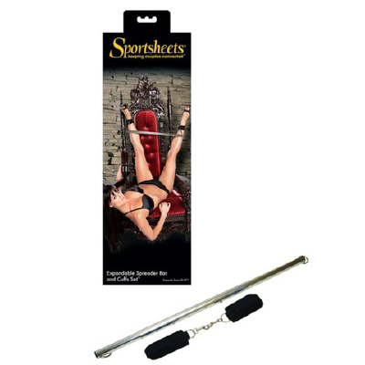 Expandable Spreader Bar & Cuff Sset