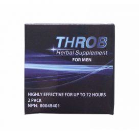 Throb Hebal Supp For Men