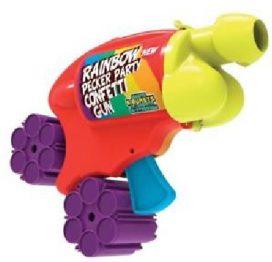 Rainbow Pecker Confetti Gun