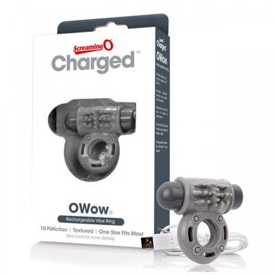 Screaming O USB OWow Grey