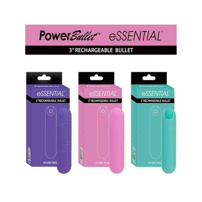 Power Bullet Recharge - Pink