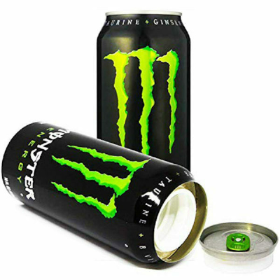 Safe Monster Energy Drink