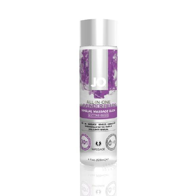 JO Massage Glide Lavender 120ml