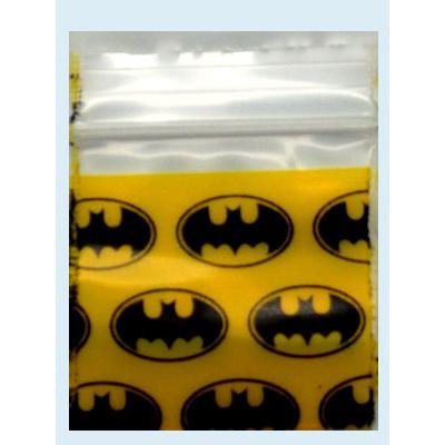 Baggies - Yellow Batman 25 x 25