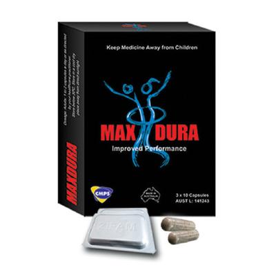 Max Dura Libido Enhancer Male