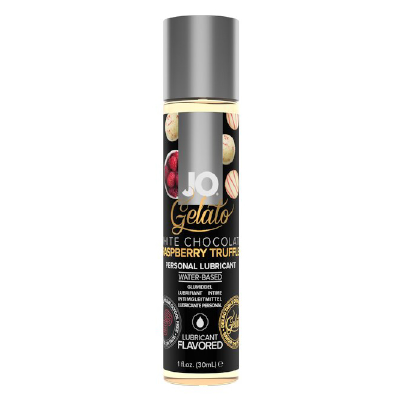 Jo Gelato White Choc Raspberry 30ml