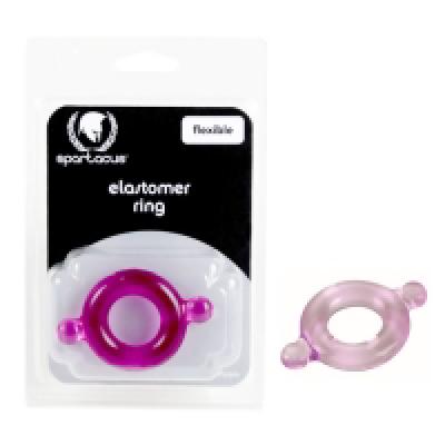 Spartacus Elastomer C Ring Purp