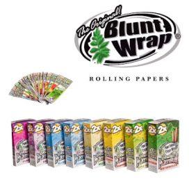 Wrap Blunt Maroon