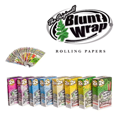 Wrap Blunt Yellow