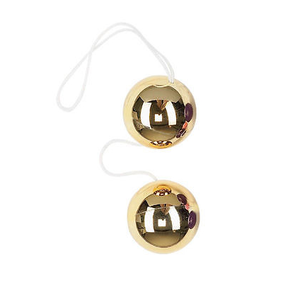 Gold Duo Balls d