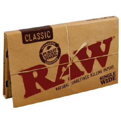 Raw Classic Single Wide Dble