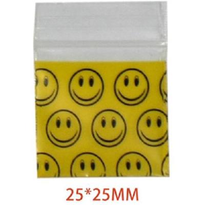 Baggies - Smiley 25 x 25