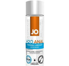 JO Anal H20 Lubricant 120ml