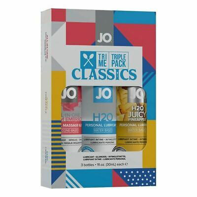 Jo Tri Me Triple Pack Classic