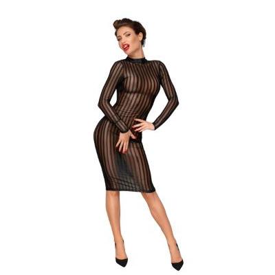 f182l - Classic Dress Elastic Tulle L