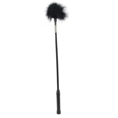 Diamonte Feather Tickler