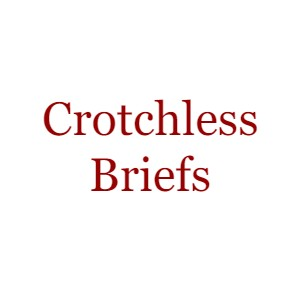 Crotchless Briefs