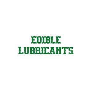 Edible Lubricants