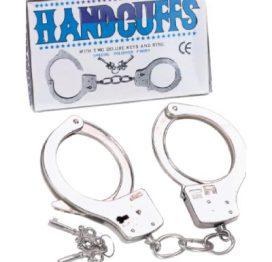 Hand Cuffs Metal