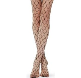 Fence Fishnet Pantyhose