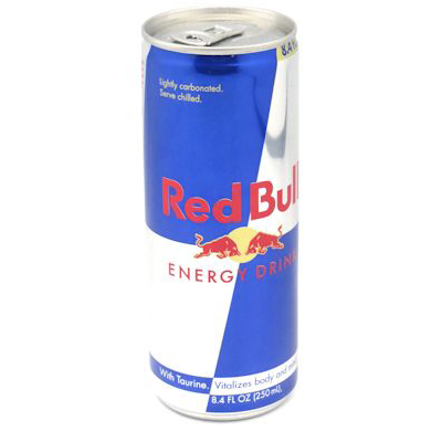 SAFE Red Bull Can