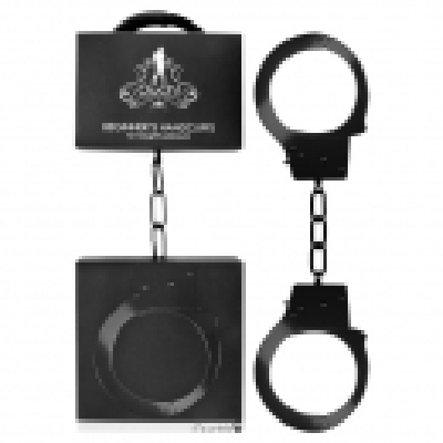 Ouch Beginners Hand Cuffs Black