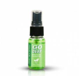 Go Deep Oral Spray - Mint