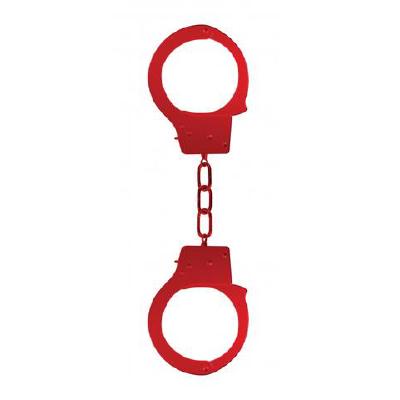 Beginners Handcuffs Red