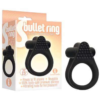 Bullet Ring Silicone